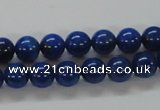 CNL211 15.5 inches 8mm round AA grade natural lapis lazuli beads