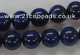 CNL222 15.5 inches 12mm round natural lapis lazuli beads wholesale