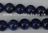 CNL406 15.5 inches 12mm round natural lapis lazuli gemstone beads