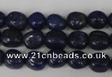 CNL438 15.5 inches 8*10mm nuggets natural lapis lazuli gemstone beads