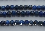 CNL710 15.5 inches 3mm round natural lapis lazuli gemstone beads