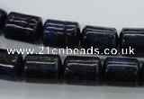 CNL888 15.5 inches 10*14mm tube natural lapis lazuli gemstone beads