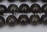 COP1442 15.5 inches 8mm round blue opal gemstone beads