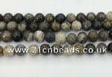 COP1604 15.5 inches 12mm round moss opal beads wholesale