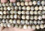 COP1662 15.5 inches 8mm round African opal beads wholesale