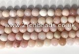 COP1798 15.5 inches 10mm round pink opal gemstone beads