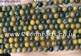 COS301 15.5 inches 6mm round ocean jasper beads wholesale