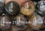 CPB1017 15.5 inches 10mm round pietersite gemstone beads