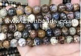 CPB1032 15.5 inches 10mm round pietersite beads wholesale