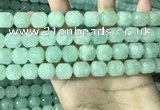 CPR383 15.5 inches 10*12mm tube prehnite gemstone beads