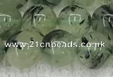 CPR392 15.5 inches 10mm round prehnite beads wholesale