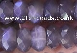 CRB2287 15.5 inches 5*8mm faceted rondelle moonstone beads