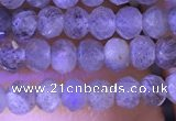 CRB2628 15.5 inches 2*3mm faceted rondelle labradorite beads