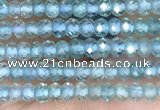 CRB3116 15.5 inches 2*3mm faceted rondelle tiny apatite beads