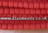 CRB5507 15 inches 2*2mm heishi synthetic turquoise beads wholesale