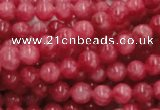 CRC02 16 inches 8mm round rhodochrosite gemstone beads wholesale