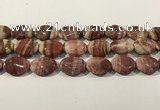 CRC1080 15.5 inches 18*25mm oval rhodochrosite beads wholesale