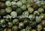 CRH111 15.5 inches 10mm round rhyolite beads wholesale