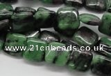 CRZ14 15.5 inches 12*12mm square ruby zoisite gemstone beads wholesale