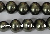 CSB146 15.5 inches 12*15mm – 13*16mm oval shell pearl beads