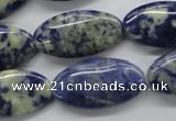 CSO223 15.5 inches 14*26mm marquise sodalite gemstone beads