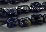 CSO686 15.5 inches 10*10mm square sodalite gemstone beads