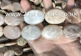 CSS418 15.5 inches 25*35mm oval sunstone beads wholesale