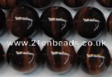 CTE1301 15.5 inches 8mm round AAA grade red tiger eye beads