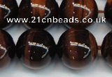 CTE1303 15.5 inches 12mm round AAA grade red tiger eye beads