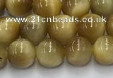 CTE2140 15.5 inches 6mm round golden tiger eye beads wholesale