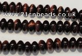 CTE895 15.5 inches 5*8mm rondelle red tiger eye beads wholesale