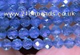 CTG1662 15.5 inches 2.5mm faceted round tiny apatite beads
