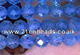 CTG1663 15.5 inches 3.5mm faceted round tiny apatite beads