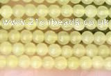CTG2052 15 inches 2mm,3mm yellow agate gemstone beads