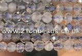 CTG2133 15 inches 2mm,3mm faceted round labradorite gemstone beads