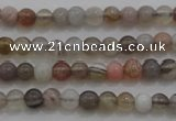 CTG262 15.5 inches 3mm round tiny botswana agate beads wholesale