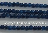 CTG435 15.5 inches 2mm round tiny dyed candy jade beads wholesale