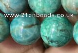 CTU3014 15.5 inches 12mm round South African turquoise beads