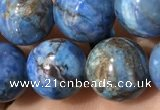 CTU3023 15.5 inches 10mm round South African turquoise beads